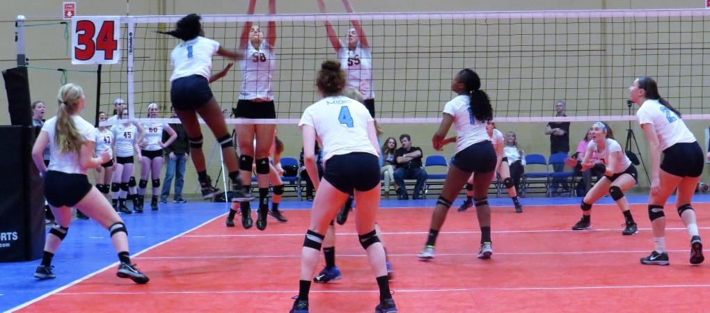 Welcome to Michio Chicago Volleyball Academy | Michio